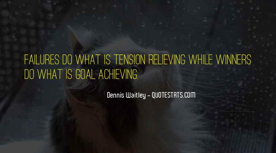 Quotes On Achievement Success #237357