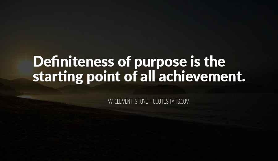 Quotes On Achievement Success #240258