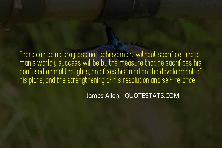 Quotes On Achievement Success #241769