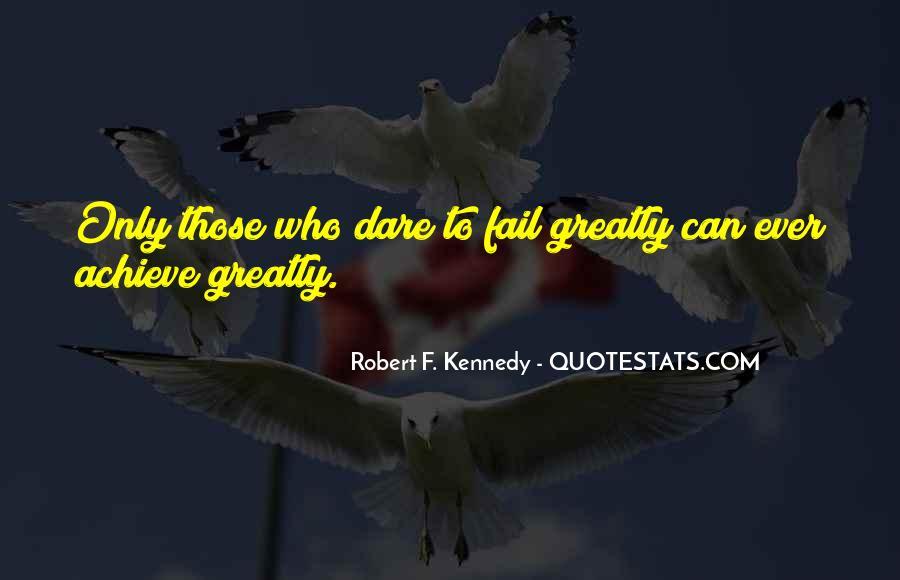 Quotes On Achievement Success #245253