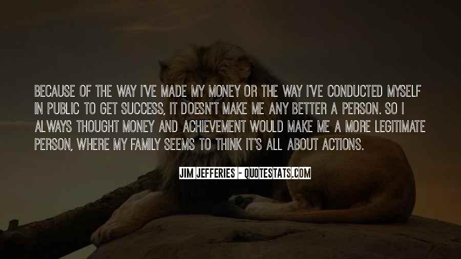 Quotes On Achievement Success #257348