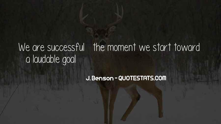 Quotes On Achievement Success #26908