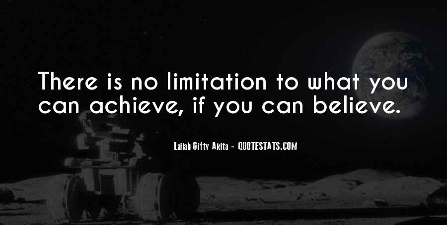 Quotes On Achievement Success #270310
