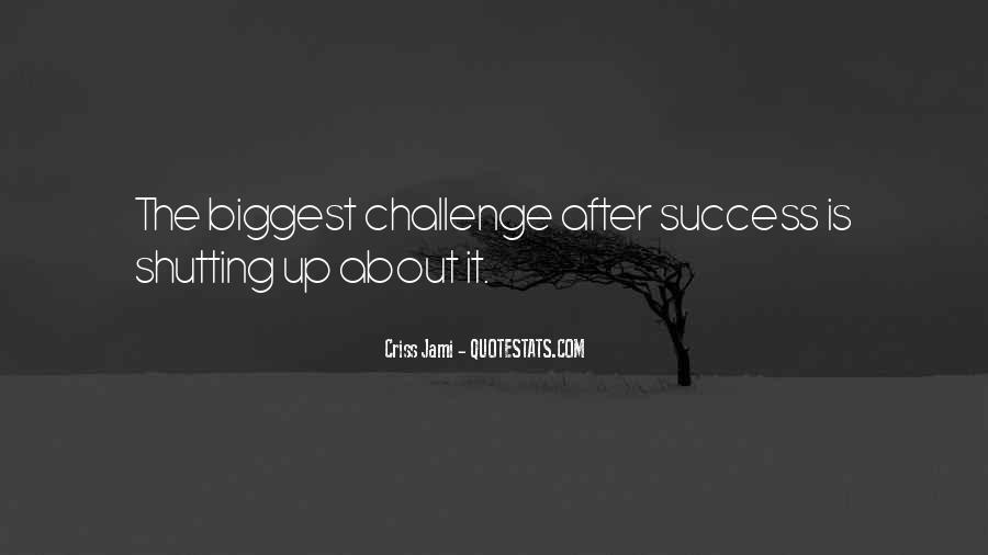 Quotes On Achievement Success #325236