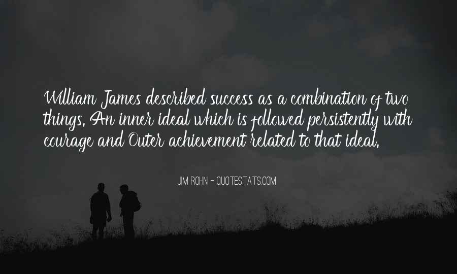 Quotes On Achievement Success #370926