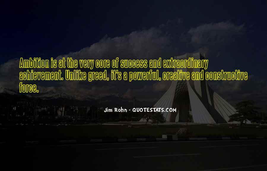 Quotes On Achievement Success #380079