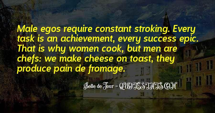 Quotes On Achievement Success #391625