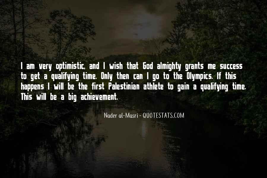 Quotes On Achievement Success #407094