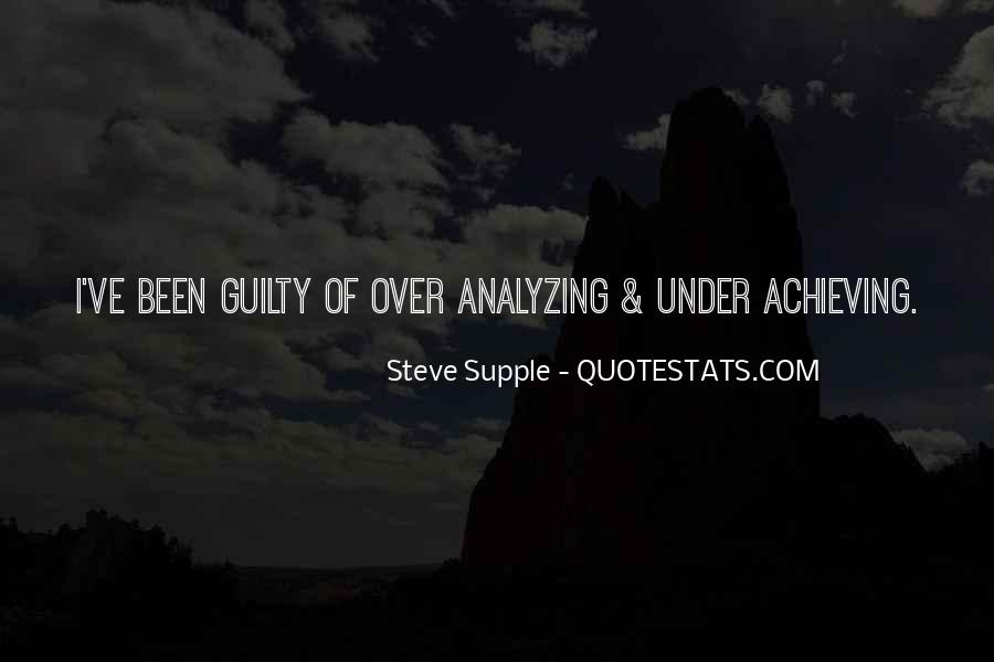 Quotes On Achievement Success #410940
