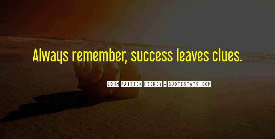 Quotes On Achievement Success #412641