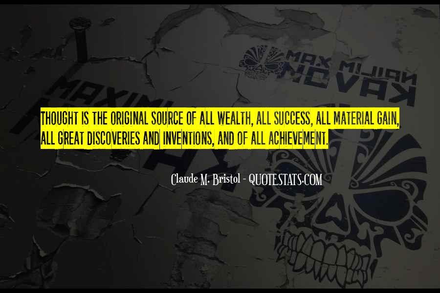Quotes On Achievement Success #80455