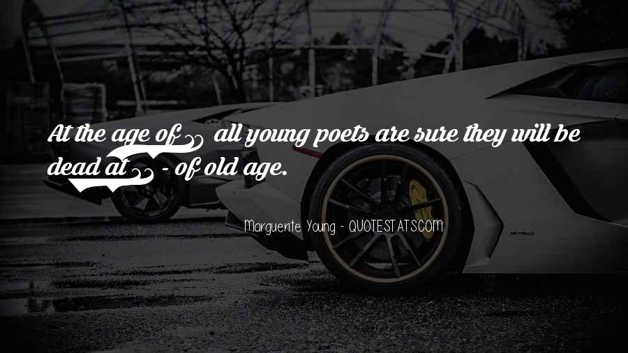 Quotes On Age 21 #1712296