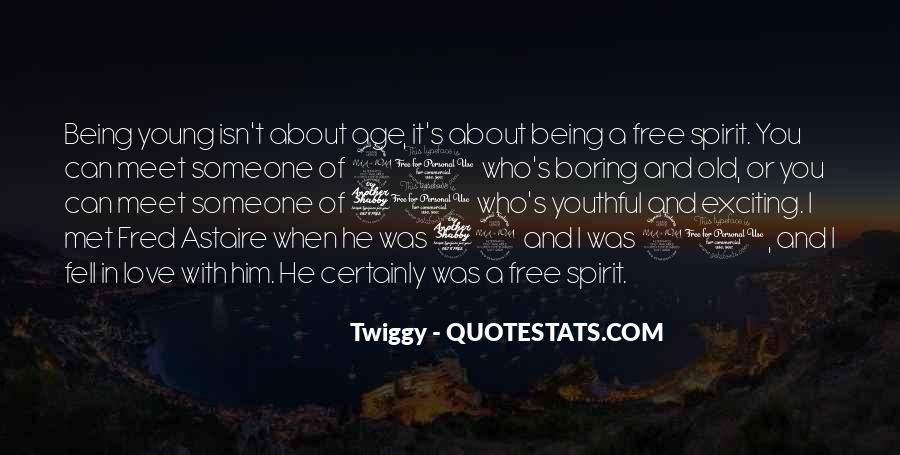 Quotes On Age 21 #1876716