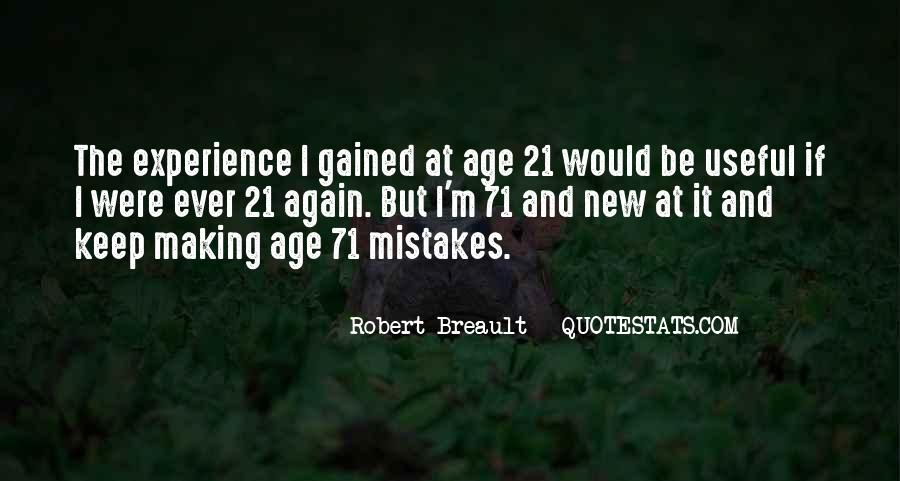 Quotes On Age 21 #353576