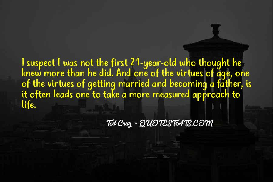 Quotes On Age 21 #487407
