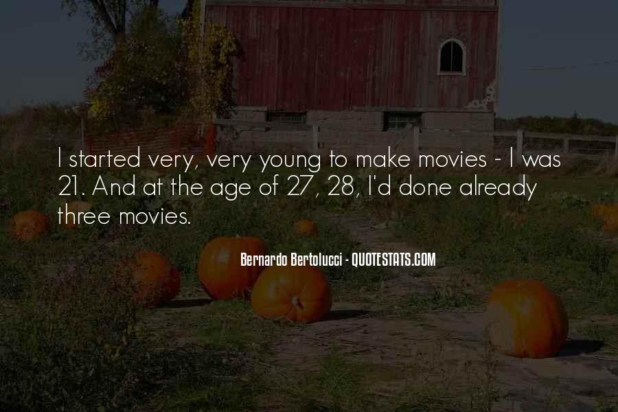 Quotes On Age 21 #504542