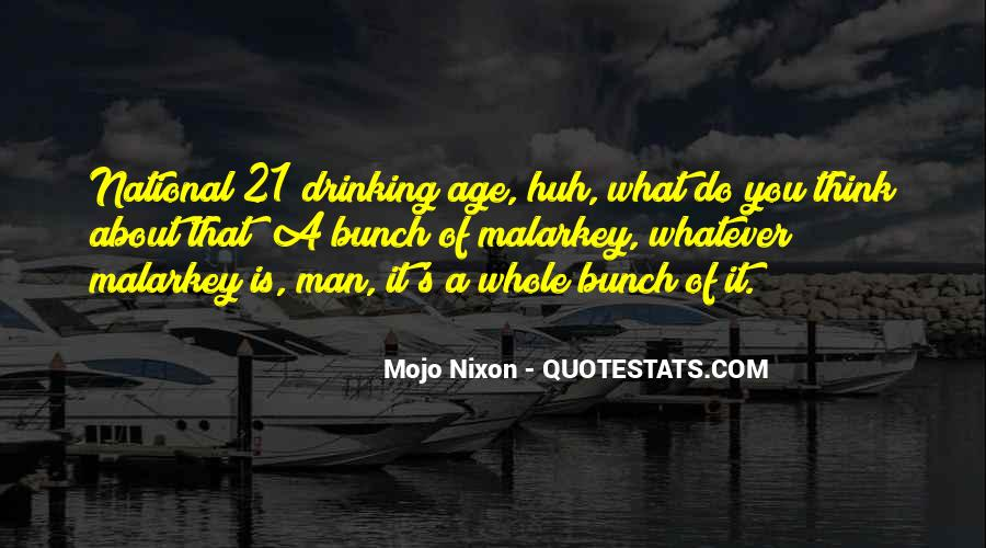 Quotes On Age 21 #573231