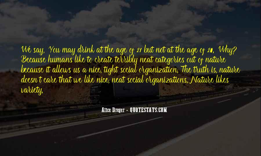 Quotes On Age 21 #756525