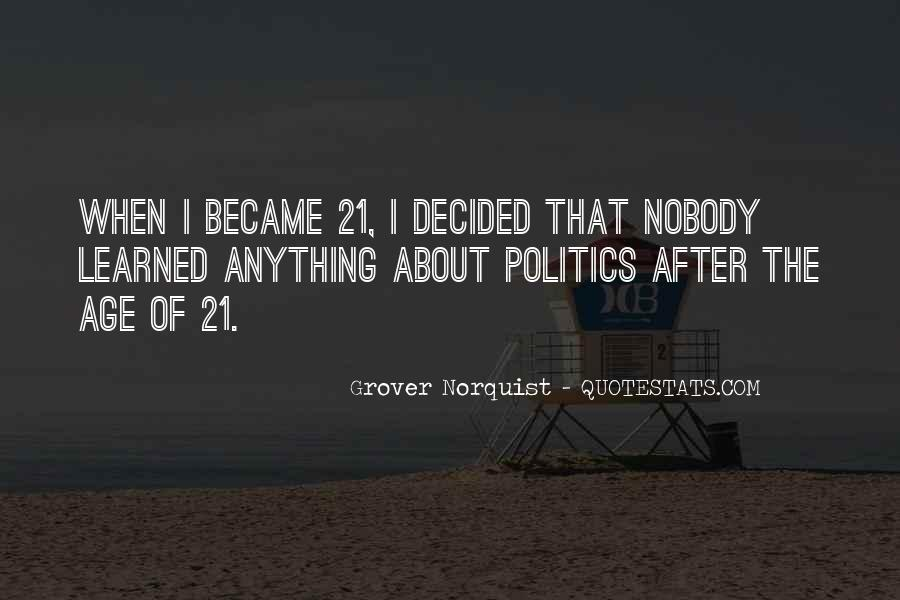 Quotes On Age 21 #785486