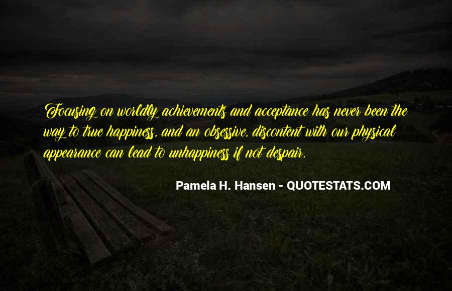 Quotes On And Happiness #5980