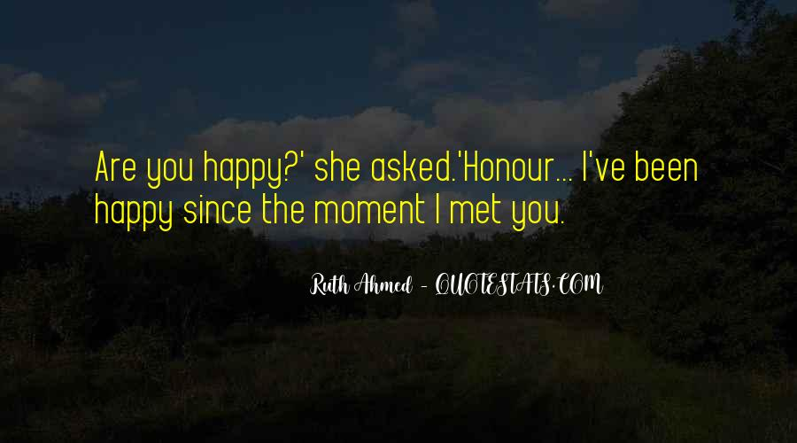 Quotes On And Happiness #6658