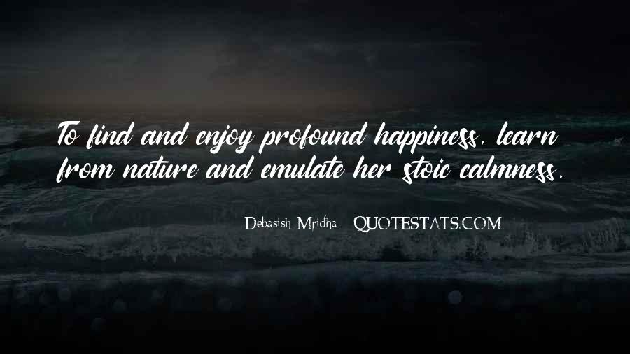 Quotes On And Happiness #667
