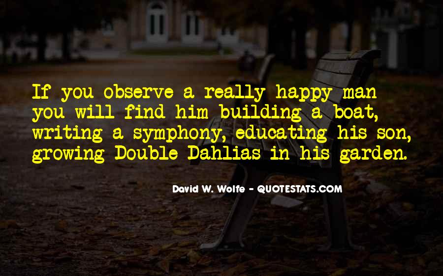 Quotes On And Happiness #7632
