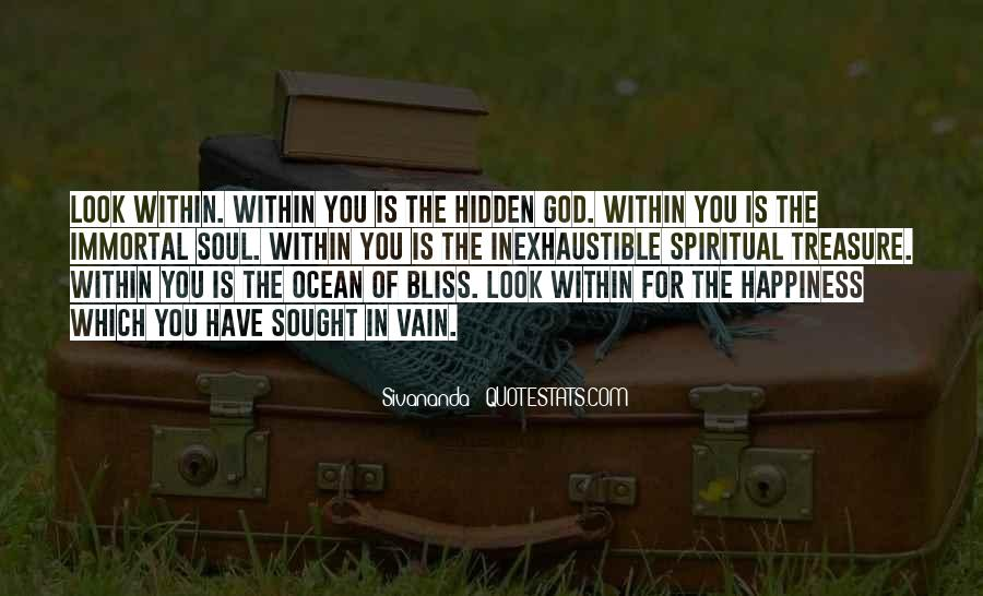 Quotes On And Happiness #7679