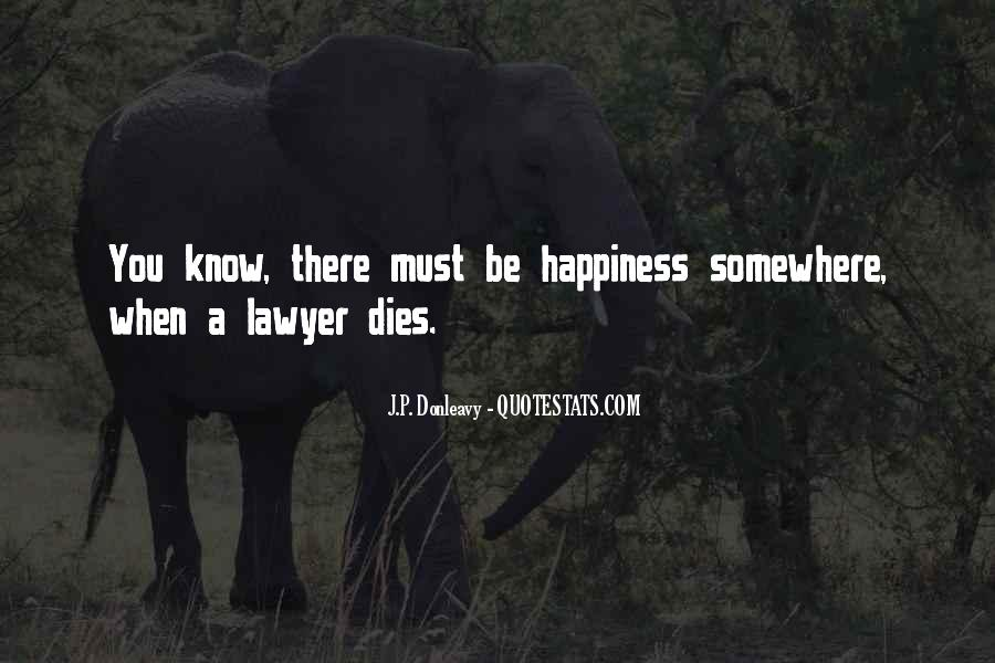 Quotes On And Happiness #7963