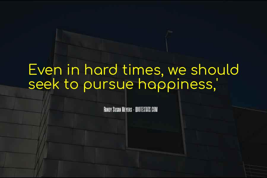 Quotes On And Happiness #8206