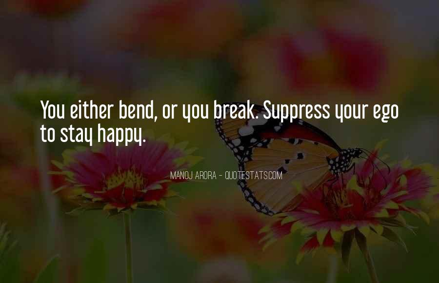 Quotes On And Happiness #9609