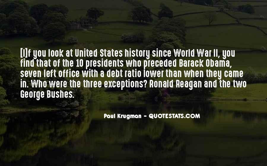 Quotes About Obama Reagan #1010209