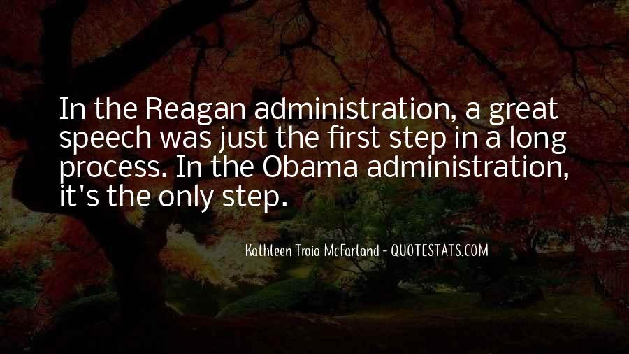Quotes About Obama Reagan #1022449