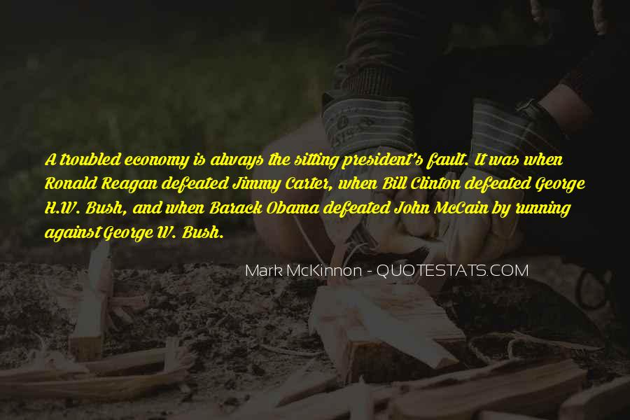Quotes About Obama Reagan #1445508