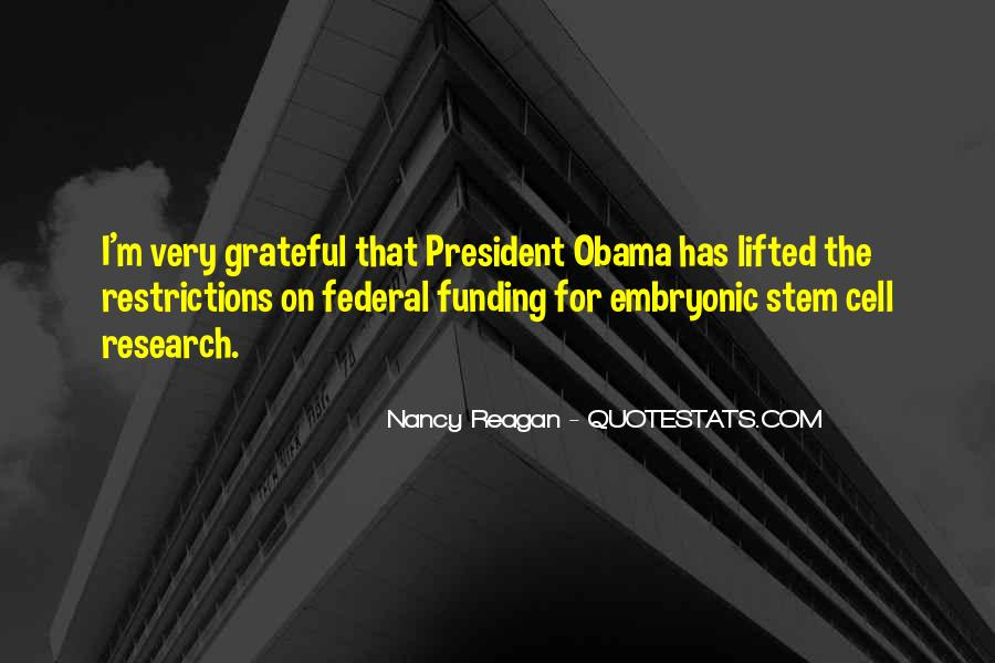 Quotes About Obama Reagan #1490328