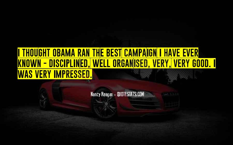 Quotes About Obama Reagan #1577464