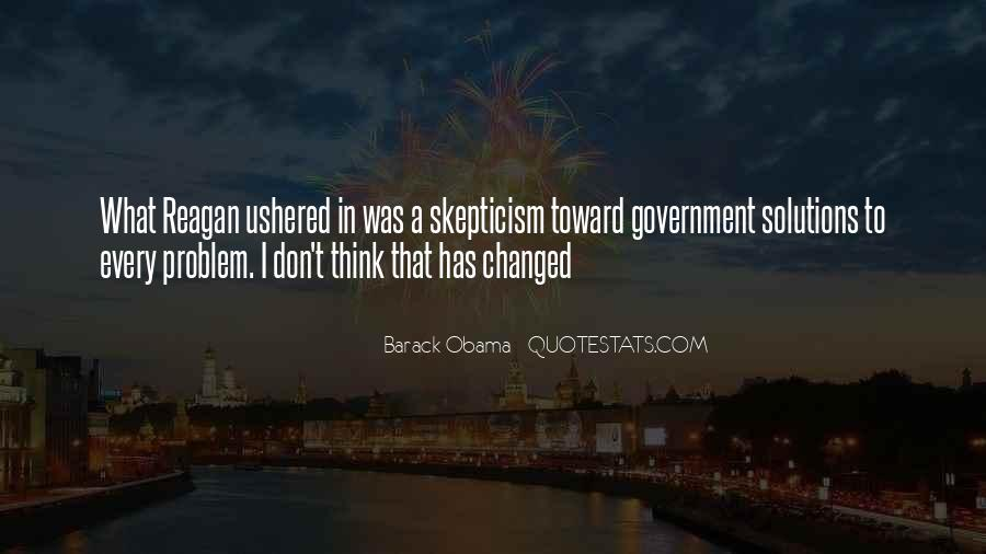 Quotes About Obama Reagan #671169