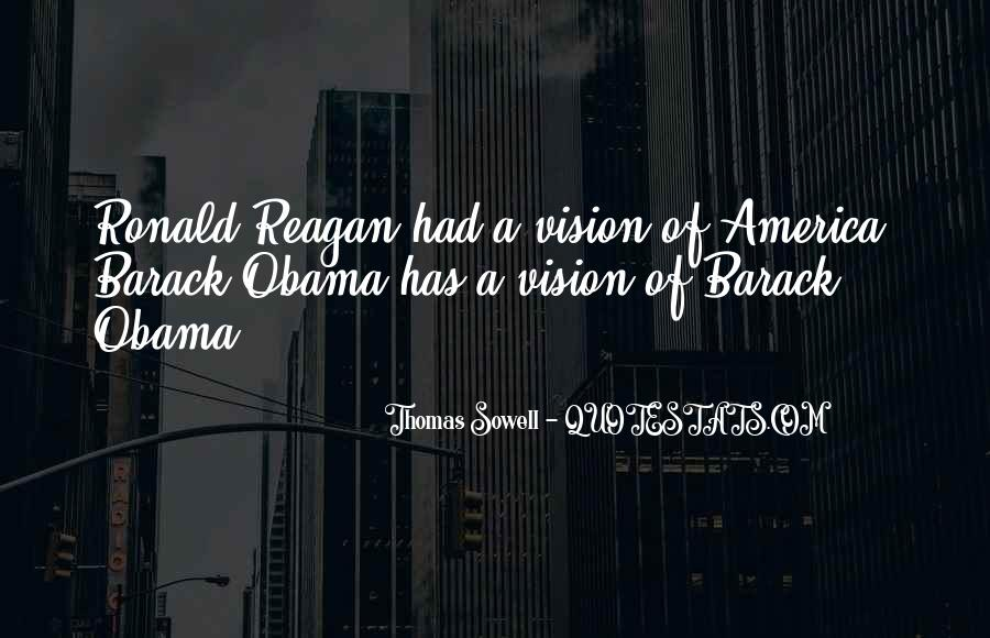 Quotes About Obama Reagan #831931