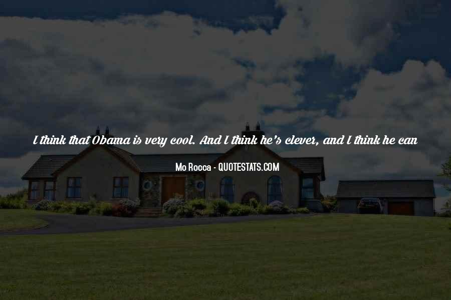 Quotes About Obama Reagan #931431