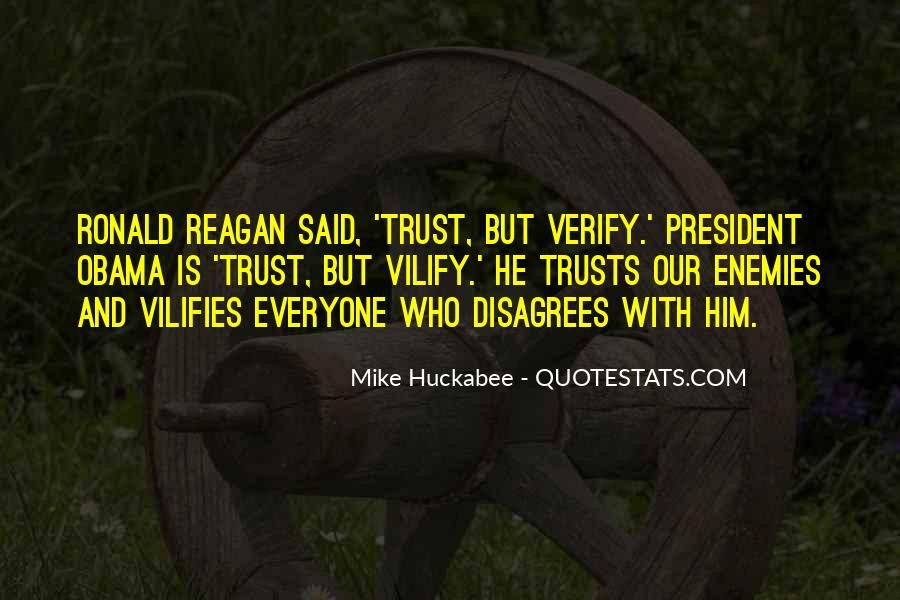 Quotes About Obama Reagan #978024