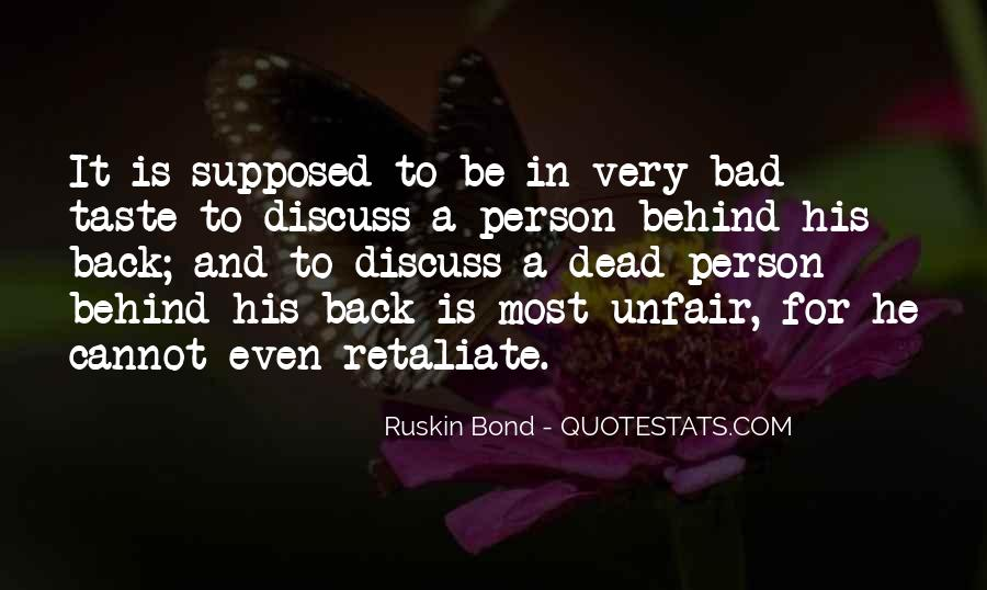 Quotes On Bad Person #11646