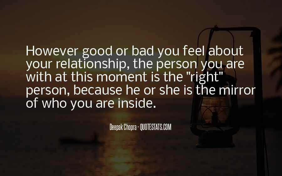 Quotes On Bad Person #118886