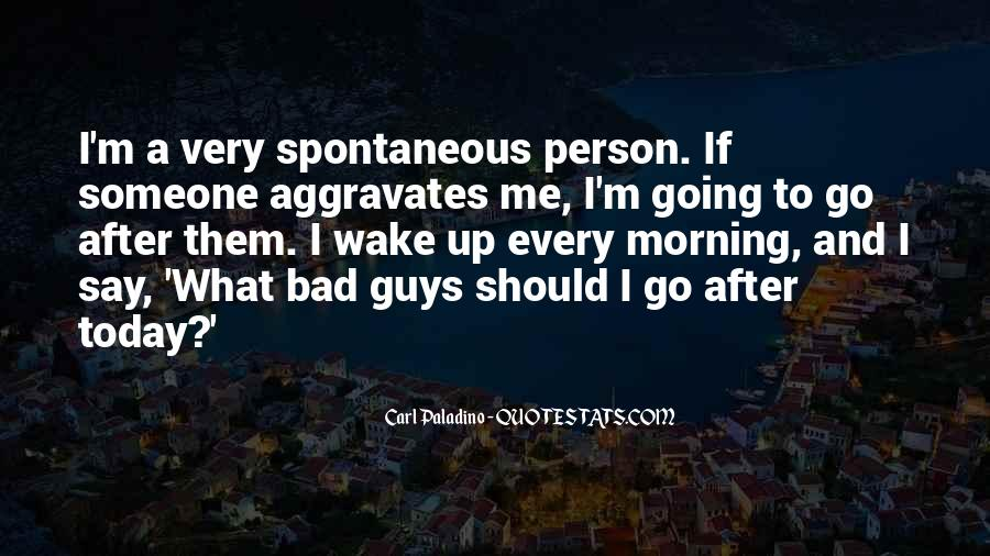 Quotes On Bad Person #169216