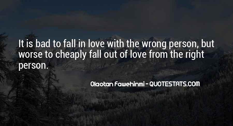 Quotes On Bad Person #174330