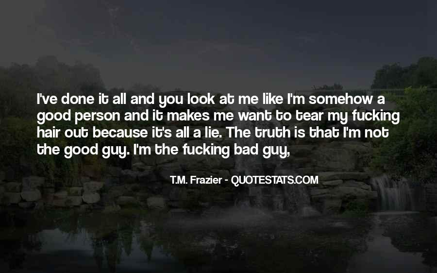 Quotes On Bad Person #188632