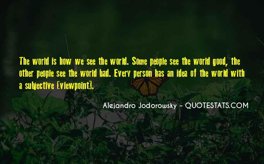 Quotes On Bad Person #188729
