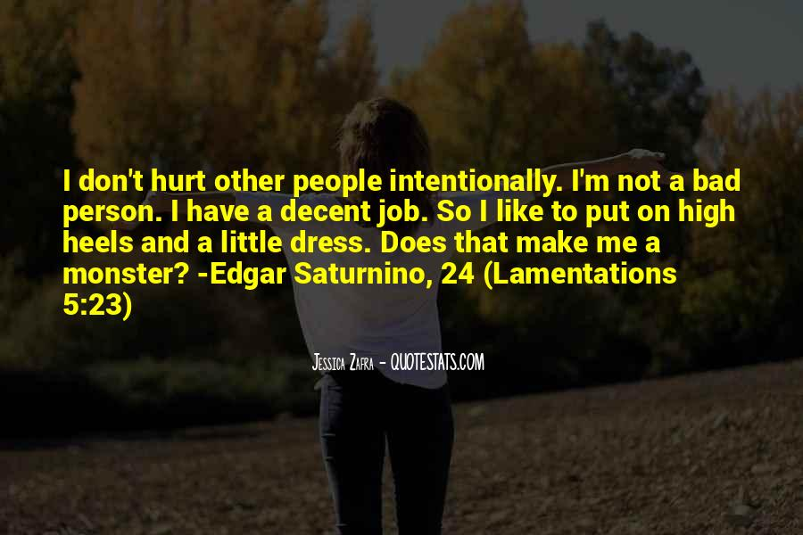 Quotes On Bad Person #240323