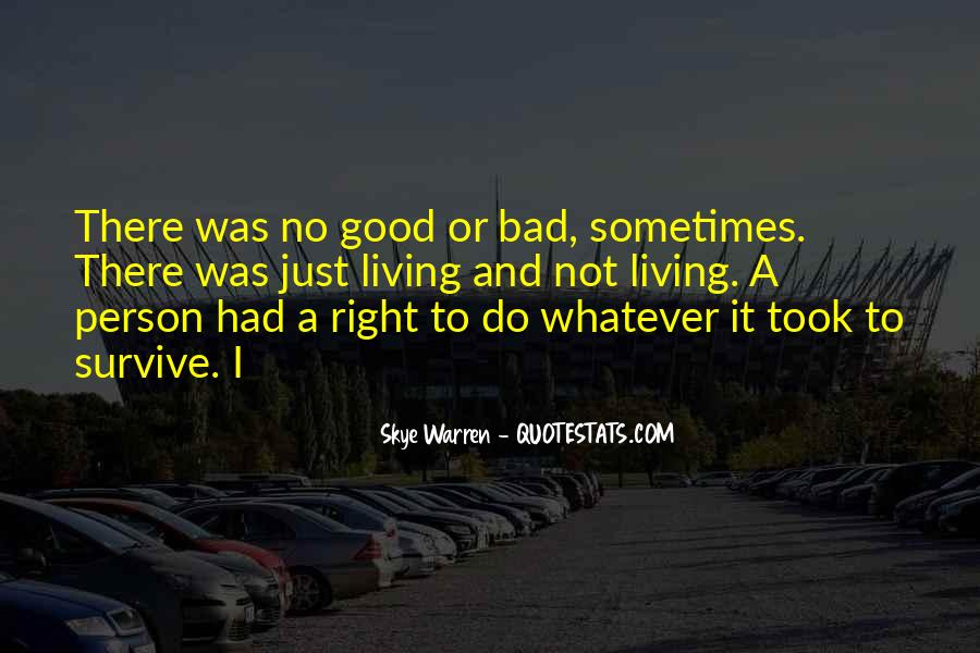 Quotes On Bad Person #259117