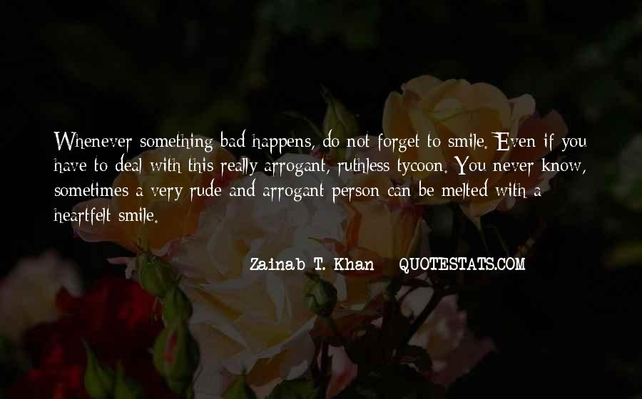 Quotes On Bad Person #26266