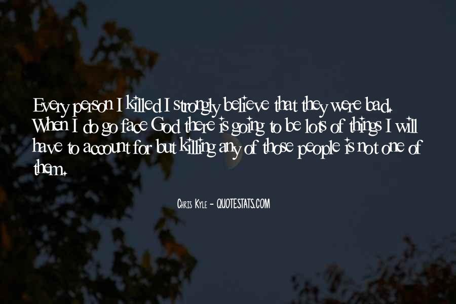 Quotes On Bad Person #263710